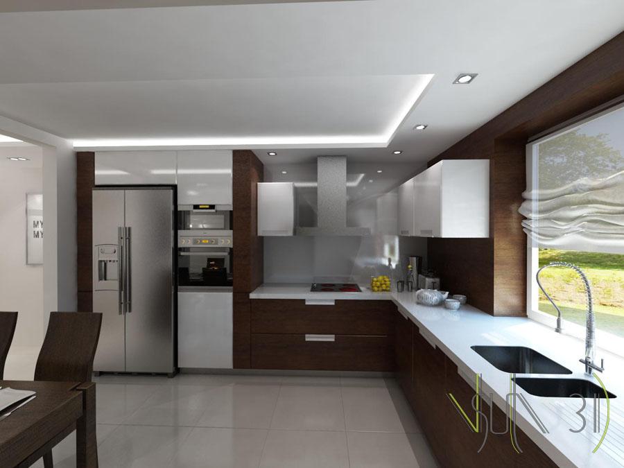 kuchnia a  Visual3d